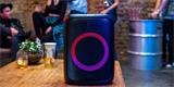 Bezdrátový reproduktor Niceboy Party Boy 100 W slibuje výkon, světelné efekty i karaoke