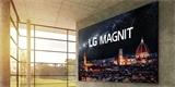 LG Magnit TV je Mikro LED displej s HDR pro komerční využití, ale také luxusní domácí kino