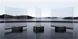 Je libo průhledný televizor? Šetřete na Xiaomi Mi TV Lux Transparent Edition