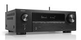 Nový AV receiver Denon AVR-X1700H nabídne Dolby Atmos a přidává podporu 8K Ultra HD