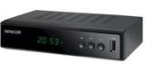 Nové set-top boxy Sencor SDB 521 a SDB 5005 jsou vylepšené a zůstávají levné