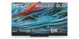 """Prémiový 8K MiniLED televizor TCL X925 v 75"""" má stát 99 tisíc a záruku má 5 let"""