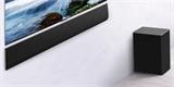 """Tenký soundbar LG GX doplní 65"""" designové OLED televizory GX"""
