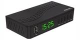 Evolveo Alpha T2: cenově dostupný DVB-T2 HD set top box s programovatelným ovladačem