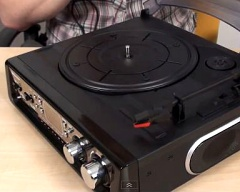 Pitva: Gramofon s převodem na MP3 (video)