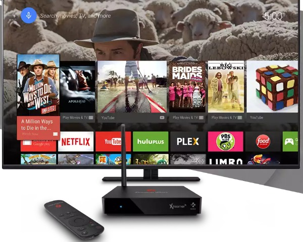 Xtreamer Whizz: levně s Android TV