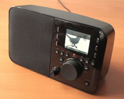 Logitech Squeezebox Radio: Video
