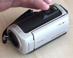Natáčejte o sto šest se Sony HDR-CX106: video