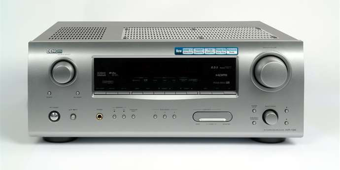 Denon AVR-1508: test AV receiveru