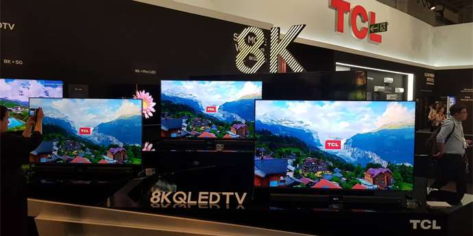 <strong>TCL 8K QLED X </strong>