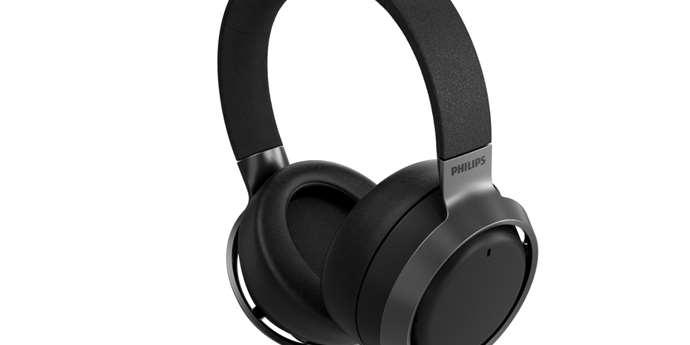 Philips Fidelio L3: Bluetooth sluchátka pro náročné nabídnou aktivní potlačení hluku, výdrž 32 hodin a aptX HD