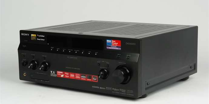 Sony STR – DA 5400ES: test AV receiveru