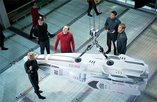 Star Trek: Do temnoty - recenze filmu