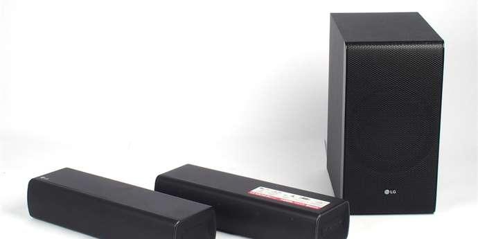 286887bb0 LG SJ7: flexibilní soundbar 2.1 s bezdrátovým subwooferem [test ...