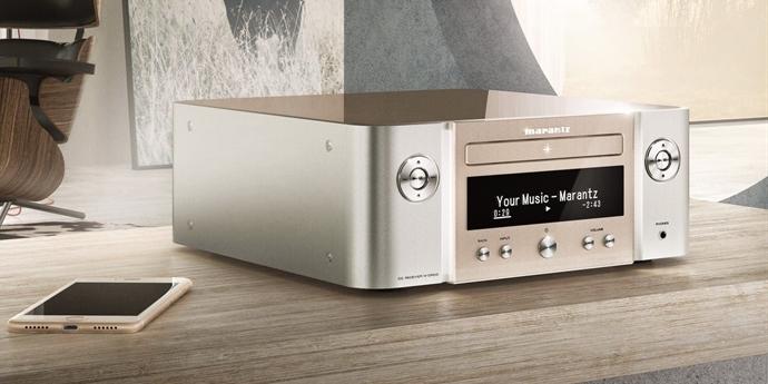 e5b0de4af Marantz Melody X: nový malý all-in-one Hi-Fi systém