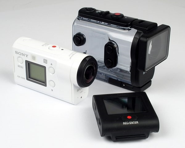 sony action cam fdr x3000 pi kov outdoorov 4k kamera. Black Bedroom Furniture Sets. Home Design Ideas