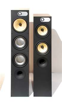 Bowers & Wilkins 683 a 684: test reprosoustav